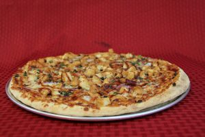 Checkmate Pizza BBQ Chicken Specialty Pizza