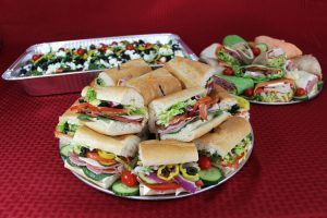 Checkmate Pizza Catering Subs, Salad, and Wraps