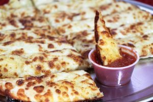 Checkmate Pizza Cheesy Breadsticks Sides
