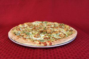 Checkmate Pizza Chicken Pesto Specialty Pizza
