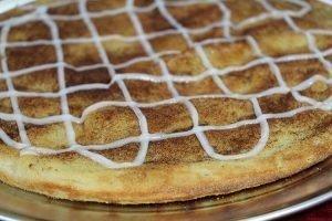 Checkmate Pizza Cinnamon Breadsticks Desert