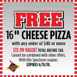 Checkmate Pizza Free Cheese pizza