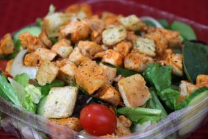 Checkmate Pizza Grilled Buffalo Chicken Salad