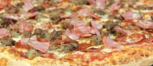 Checkmate Pizza Meat Lovers Specialty Pizza