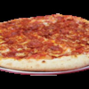 Pepperoni Pizza - Checkmate Pizza