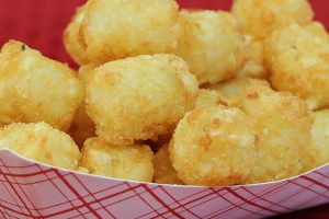 Checkmate Pizza Tater Tots Side
