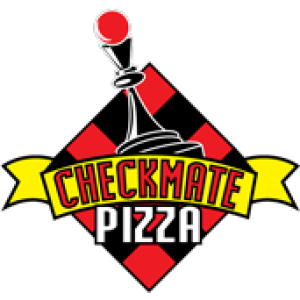 Checkmate Pizza Logo