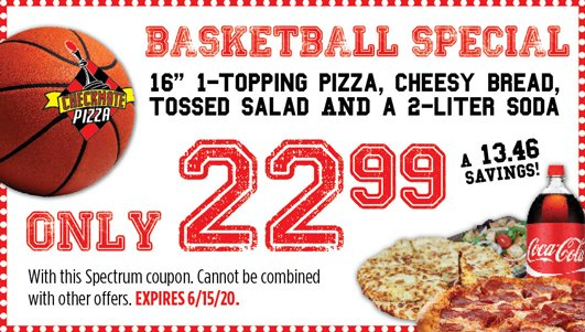 Basketball Coupon 6-15-20 Londonderry
