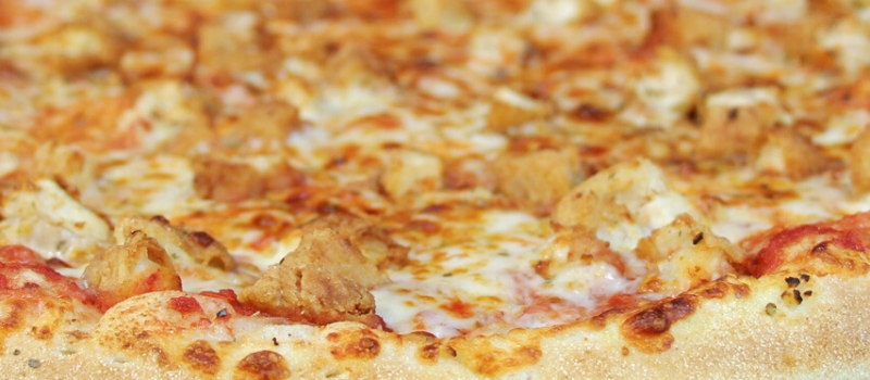 Checkmate Pizza Chicken Parmesan Specialty Pizza