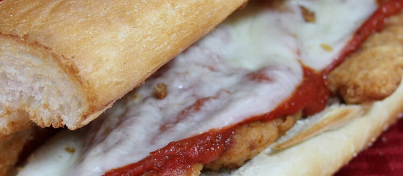 Checkmate Pizza Chicken Parmesan Sub