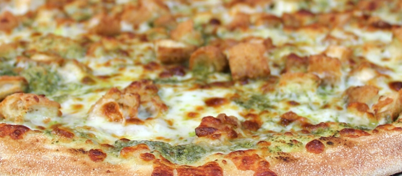 Checkmate Pizza Chicken Pesto Specialty Pizza