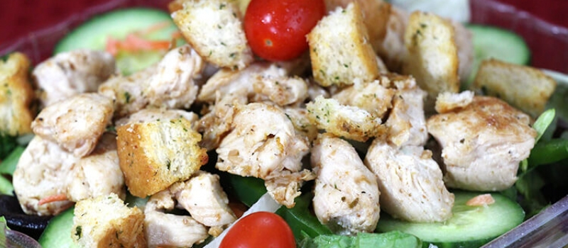 Checkmate Pizza Grilled Chicken Salad