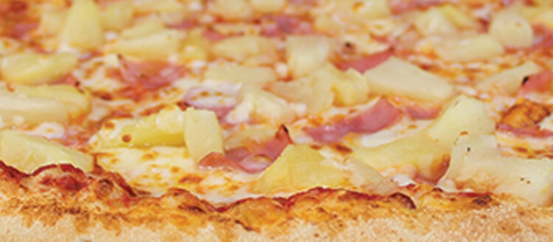 Checkmate Pizza Hawaiian Specialty Pizza