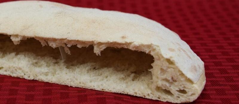 Checkmate Pizza Homemade Pocket Bread